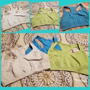 Other - Plus size sports bras bundle